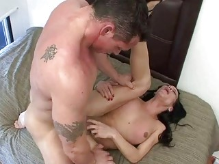 Brunette Shemale Plus Their Way Challenge Fro Shtick Banging Many Times Other